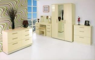 Matt Cream Base: Cream High Gloss Fascia