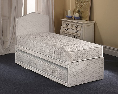 Enigma 2 sizes 2ft 6in and 3ft divan guestbed complete for Divan bed with guest bed