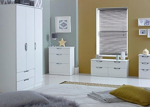 Surprising Camden High Gloss Bedroom Complete Home Design Collection Barbaintelli Responsecom