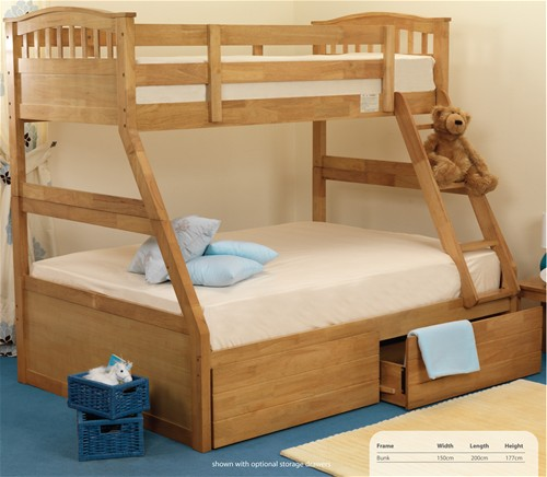 Triple Sleeper Bunk Beds 500 x 436