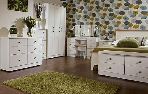 Kingston (Cream) Bedroom Furniture Range   Welcome Furniture