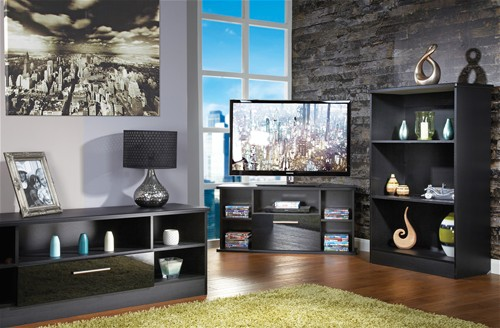 black living room furniture uk living room range black high gloss welcome furniture 23644