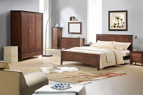Minuet Wenge Bedroom Furniture Julian Bowen