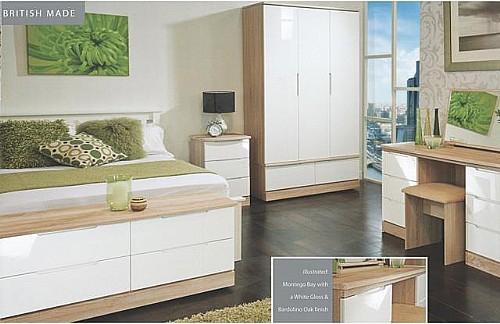 Montego Bay  White High Gloss   Oak    Welcome Furniture. Bay  White High Gloss   Oak    Welcome Furniture