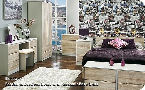 Beds For Everyone Oak Finish