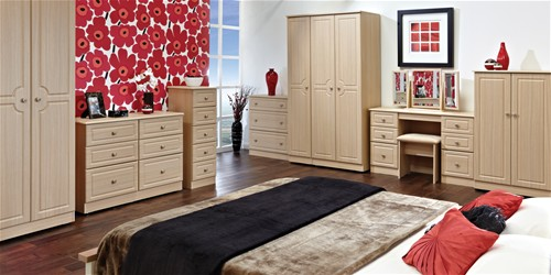 pembroke light oak finish bedroom range welcome furniture. Black Bedroom Furniture Sets. Home Design Ideas